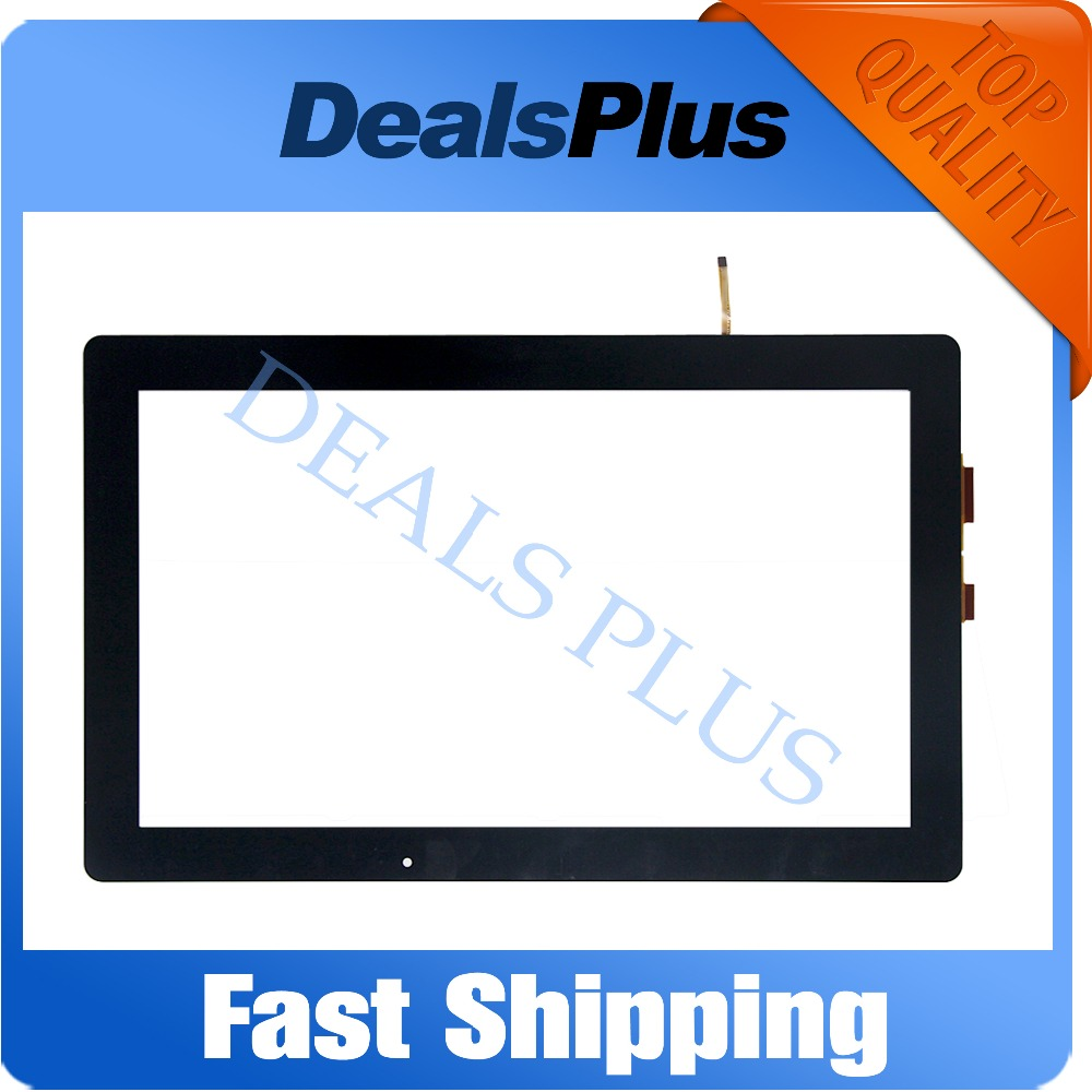 Replacement New Touch Screen Digitizer Glass For Asus Transformer Book TX300 TX300CA 13.3-inch Black Free Shipping new 10 1 inch for asus transformer pad tf103 tf103cg touch screen panel digitizer glass replacement free shipping