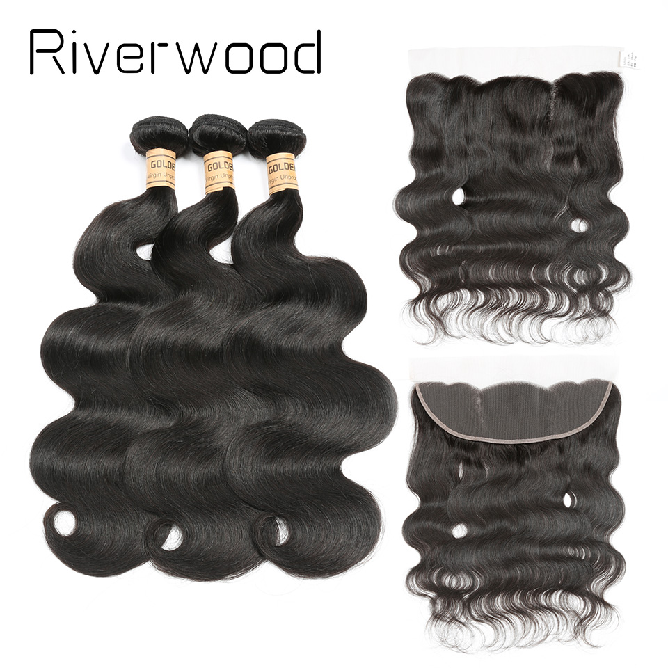 Hair Extensions & Wigs Skillful Knitting And Elegant Design Cambodian Body Wave 3 Bundles With Closure Natural Color Human Hair Bundles With 13x4 Free Part Frontal Closure Brazilian To Be Renowned Both At Home And Abroad For Exquisite Workmanship