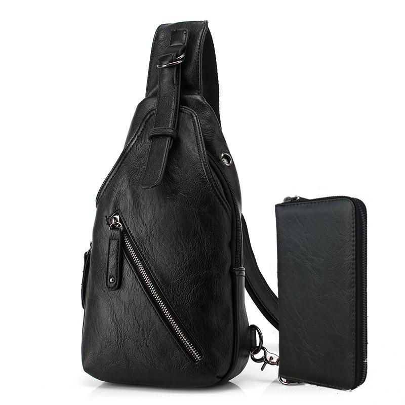 Hot Selling brand fashion Chest bags men messenger bag travel Shoulder bag Casual crossbody bags Multifunction large capacity hot sale multifunction men s chest bag canvas shoulder bag men casual men s messenger chest bag crossbody sling bags male h019
