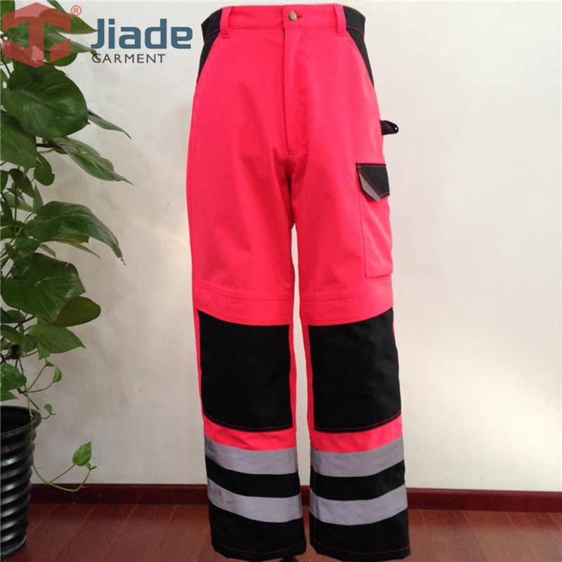 Jiade  Work Wear Pant Reflective Pant High Visibility Pant  waterproof long Pant