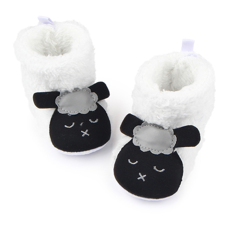 7be2f404a29f TongYouYuan Newborn Baby Winter Boots Shoes Crib Bebe Girls Boys ...