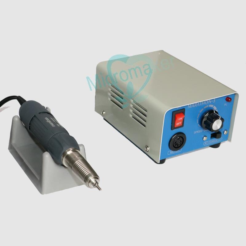 Dental Lab Marathon Micromoteur Machine 110/220 V N3 + 35000 rpm pièce à main SDE-H37SP 2.35mm