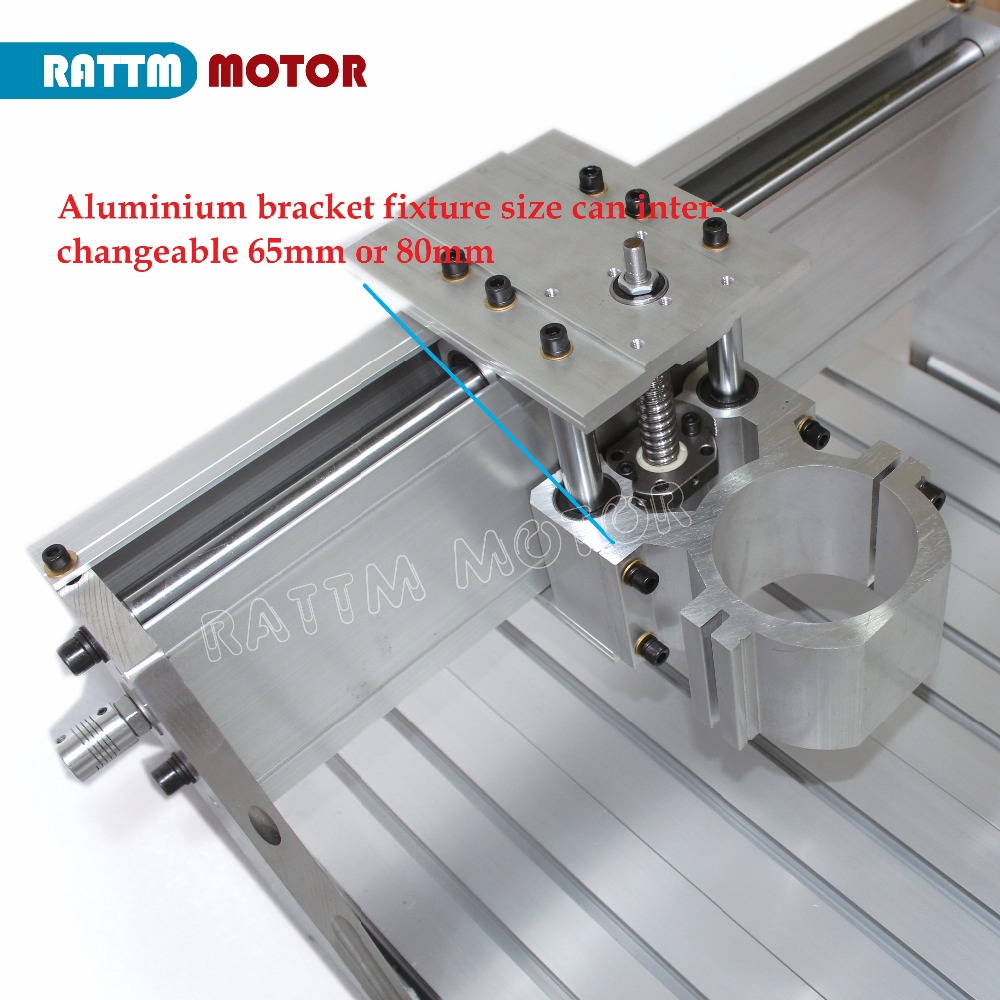 EU/ US Delivery! 6040 CNC router Frame milling machine mechanical ...