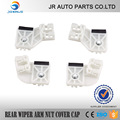 JIERUI CAR PARTS FOR VW POLO 9N WINDOW REGULATOR REPAIR CLIP FRONT LEFT AND RIGHT 4 PLASTIC CLIPS