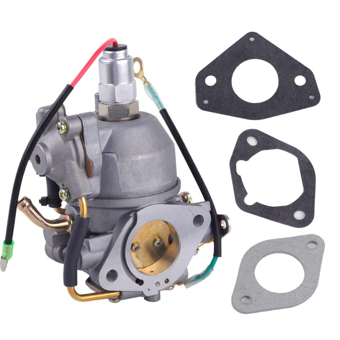 цена на LETAOSK Carburetor Carb with Solenoid Auto Engine Part fit for Kohler CV730 CV740 24853102-S 24-853-102 Replacement