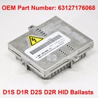 2x 12V 35W D2R D2S D1R D1S OEM HID Xenon Headlight Ballast Control Unit OEM Part