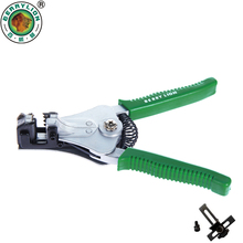 BERRYLION Wire Stripping Pliers 0.5-8.0mm Automatic Cable Wire Stripper Crimping Pliers Multipurpose Hand Tools