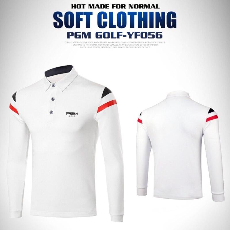 Chemise d'entraînement d'habillement de Golf d'autum de printemps d'hiver des hommes de PGM, chemises de style des hommes de GOLF