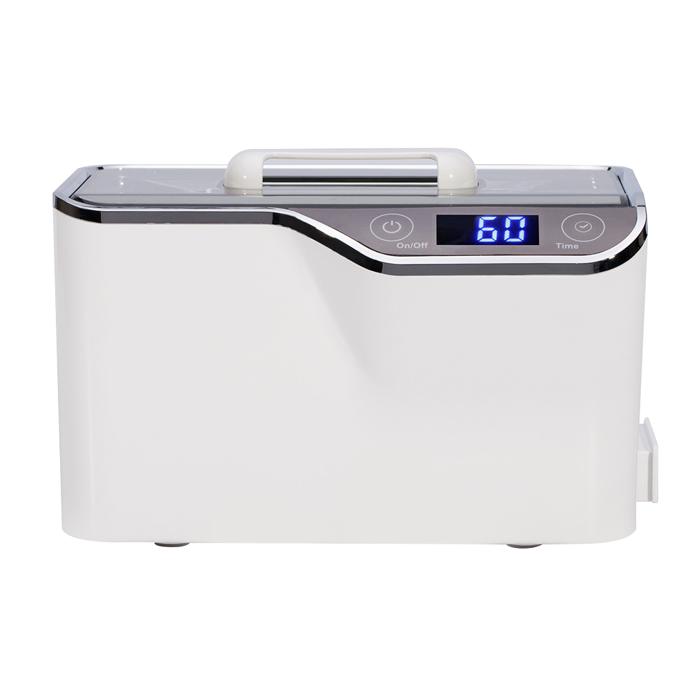 600ml Intelligent Ultrasonic Cleaning Machine Digital Wave 42000Hz Ultrasonic Glasses Cleaner Use For Jewelry Daily Necessities multi use mini autoclave ultrasonic cleaner household ultrasonic sterilizer disinfect machine for glasses towel nail cleaning