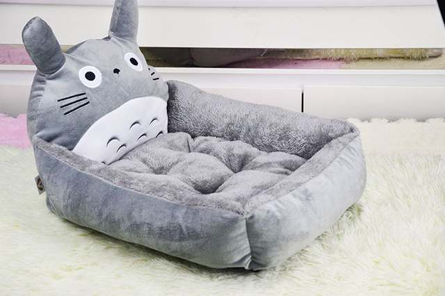 Totoro Pet Warm Bed For Dog & Cat