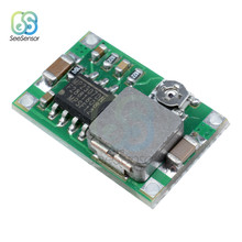 Mini360 DC-DC Buck convertisseur abaisseur Module d'alimentation 4.75-23V à 1-17V 340KHz 17x11x3.8mm(China)