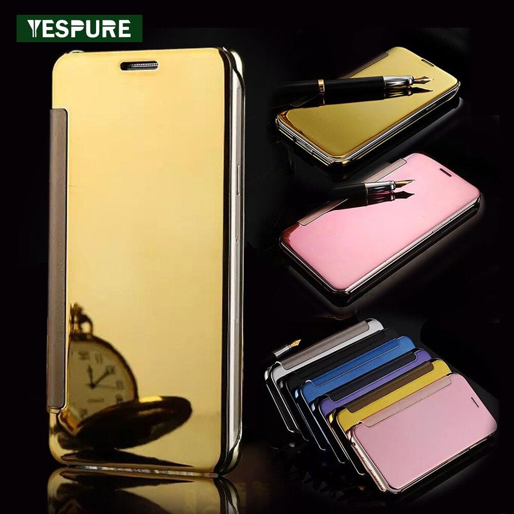 DA DA Zasteklimo pokrov telefona z zrcalom za lupino za mobilni - Dodatki in nadomestni deli za mobilne telefone