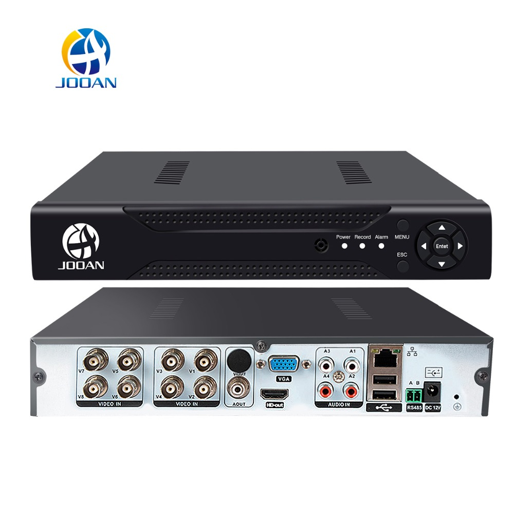 JOOAN 4CH 8CH 16CH CCTV DVR Güvenlik Sistemi 1080N H.264 - Güvenlik ve Koruma - Fotoğraf 2