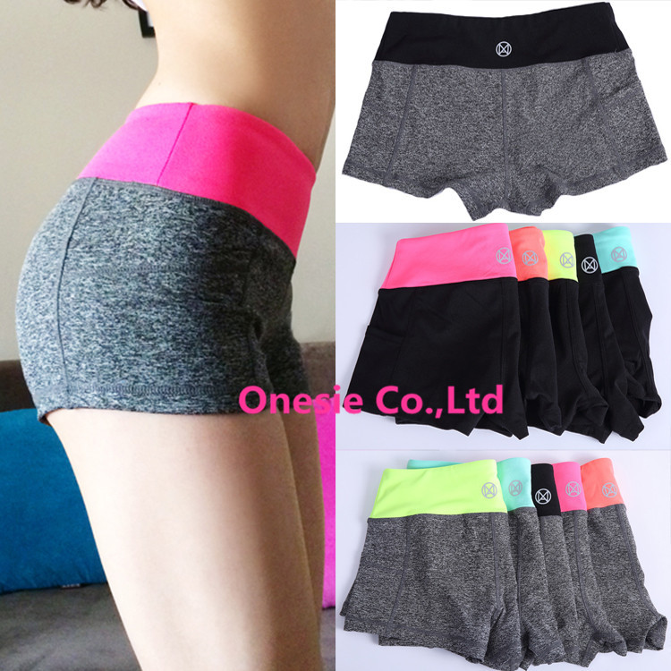 Popular Ladies Women Lycra Gym Shorts-Buy Cheap Ladies Women Lycra ...