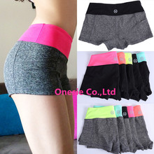 Women Sports Fitness Yoga Shorts For Workout, Hiking