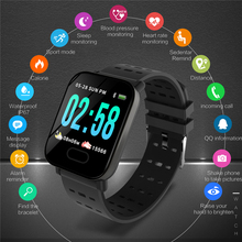New Smart Watch Men Women A6 Blood Pressure Blood oxygen Heart Rate Fitness Tracker IP67 Waterproof Sport Watch For IOS Android 1 3 inch sports smart watch men s ip67 waterproof heart rate blood pressure sleep monitoring step tracker g50 for ios android