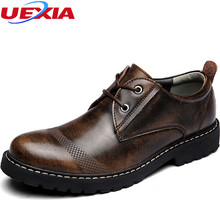 Handmade Sewing Line Formal Dress Shoes Men Wedding Oxfords Round Toe Men Shoes Party Flats Oxford  High Quality Casual Business