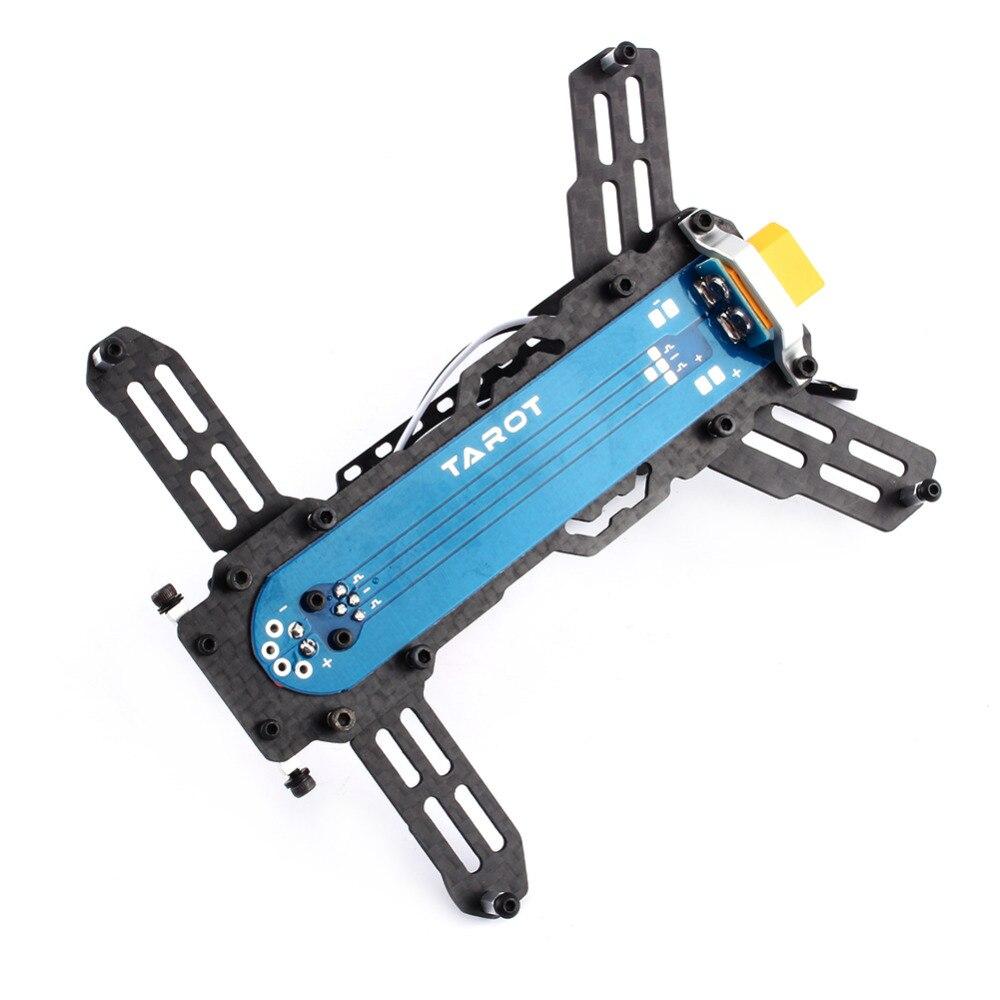 ФОТО tarot robocat tl280h mix-carbon glass fiber mini 280mm fpv quadcopter frame kit