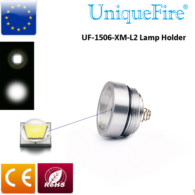Uniquefire Replacement Led Drop In Pill 1506 Xm L2 Emitting Module