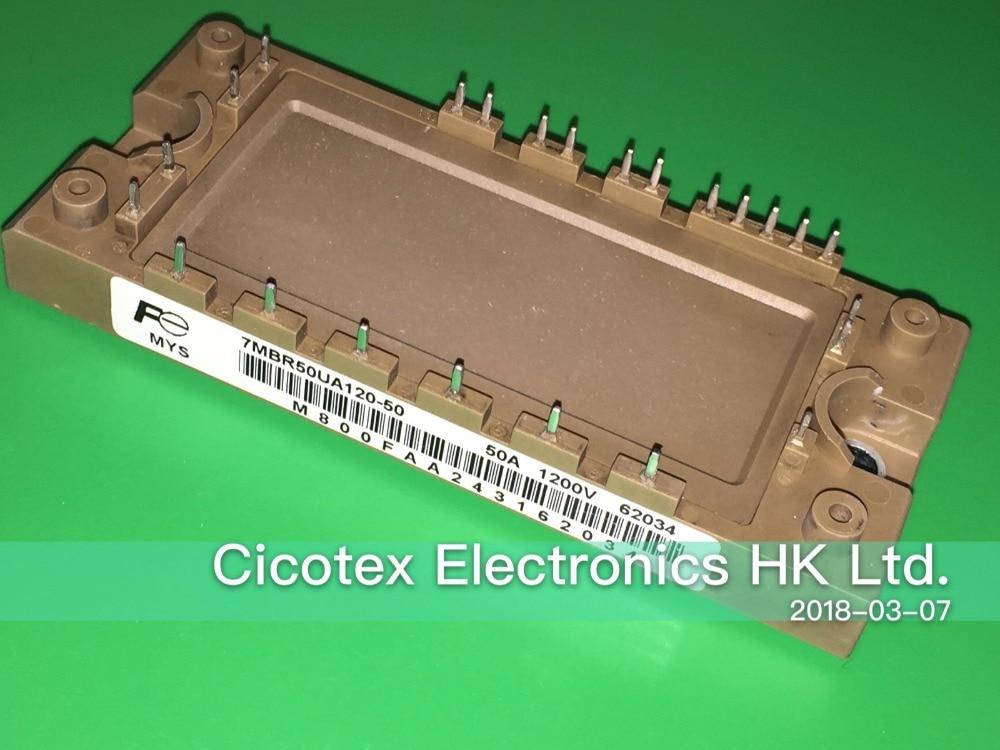 7MBR50UA120-50 IGBT 7MBR-50UA120-50 MODULE 50A1200V 7MBR50UA12050