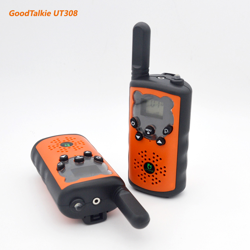 Image 2 - 2pcs/lot UT308 walkie talkie backpacker two way radio outdoor hiking intercom high power-in Walkie Talkie from Cellphones & Telecommunications