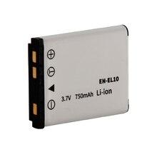 3.7V 750mAh Li-40B Li-42B Li 40B 42B Li40B Rechargeable Camera Battery for Olympus Li-42B Pentax D-Li63 Fuji NP-45 Nikon EN-EL10