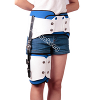 Hip Joint Dislocation Of Hip Abduction Orthosis Fixation Hinge Adjustable Waist Leg Device Femur Injury