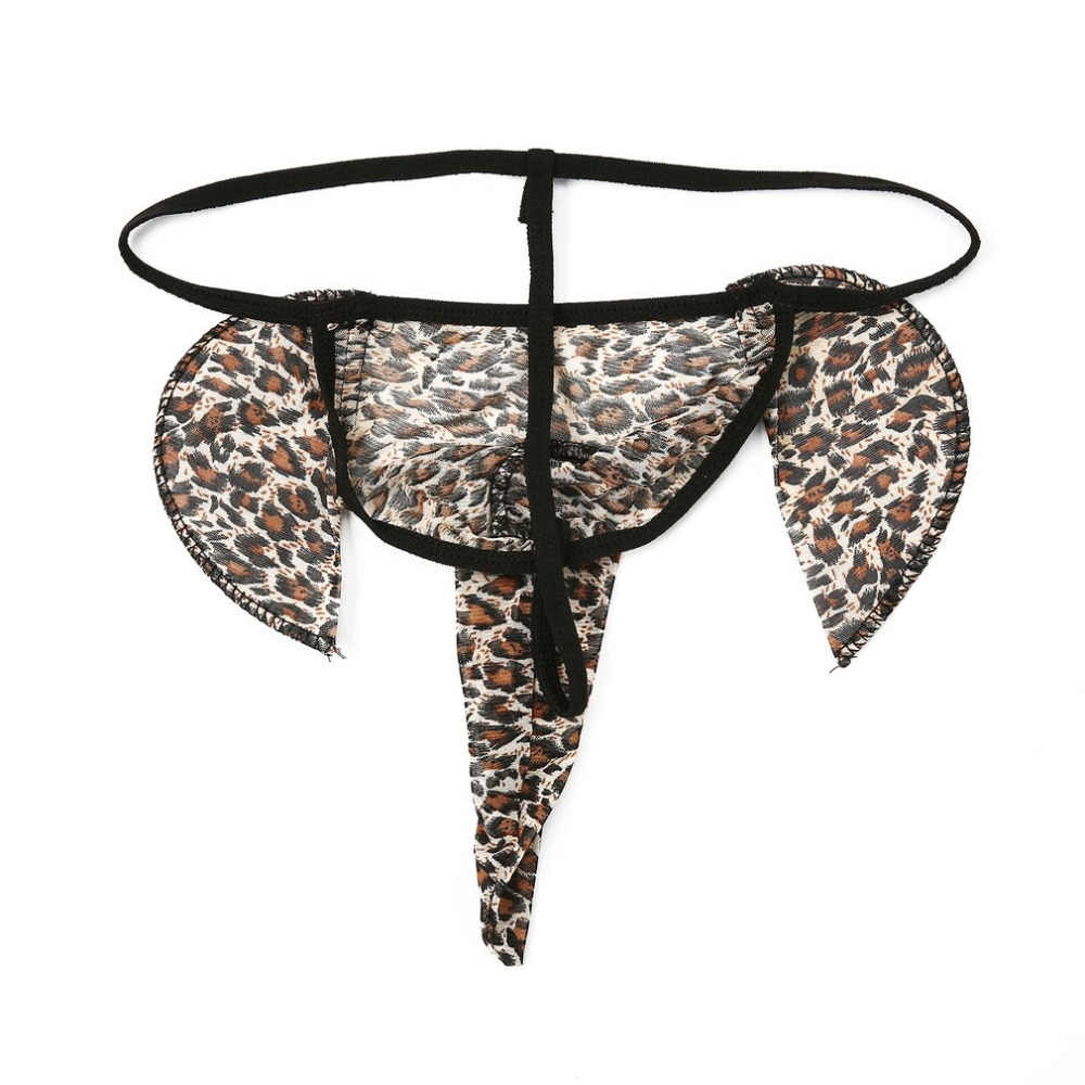 e29367585759c ... New Mens Underwear Elephant Men Thong G String Homme Sexy Penis Pouch  Funny Gay Underwear Male ...