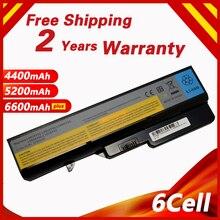 Golooloo 6 ячеек Батарея G460 для lenovo G470 V470 L09C6Y02 L09L6Y02 L09M6Y02 L09N6Y02 L09S6Y02 LO9L6Y02 LO9S6Y02 B570E