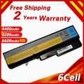 Golooloo 6 celdas batería G460 para Lenovo G470 V470 L09C6Y02 L09L6Y02 L09M6Y02 L09N6Y02 L09S6Y02 LO9L6Y02 LO9S6Y02 B570E