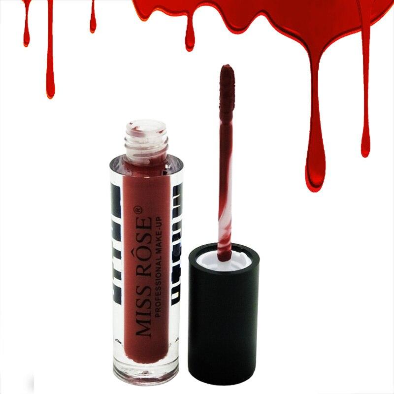 ⑥12 colores Labios Baton Matte labio stick Fashion color ...