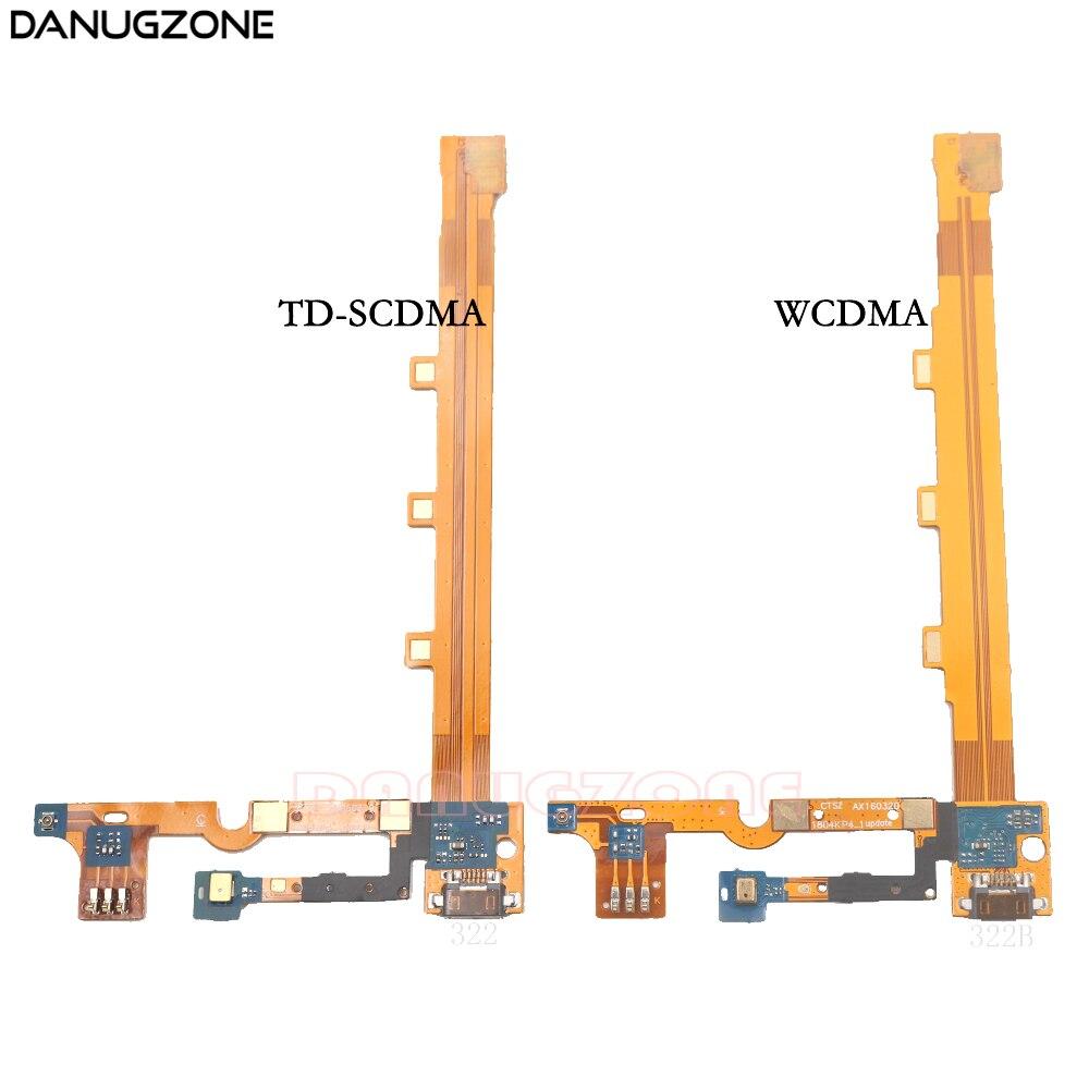USB Charging Dock Connector Charge Port Socket Jack Plug Flex Cable For Xiaomi Mi 3 Mi3 M3