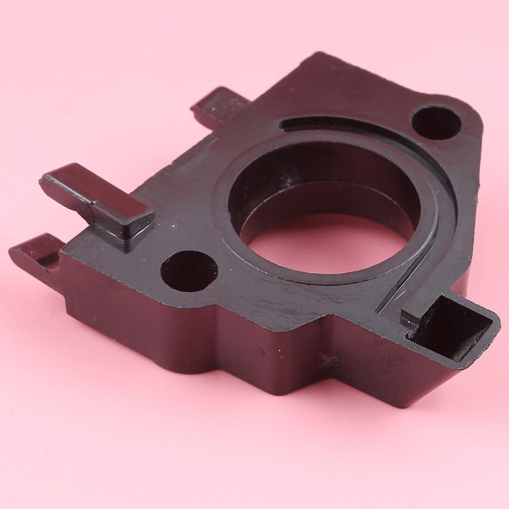 Manual Choke Carburetor Insulator Spacer Gasket For Honda GX340 GX390 11HP 13HP GX 340 390 Lawn Mower Engine Motor Spare Part