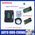Alta Qualidade Ferramenta de Diagnóstico VAS 5054A ODIS V3.0.3 VAS5054A VAS5054 Bluetooth Suporte UDS Protocolo com OKI chip Full