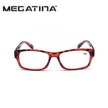 Megatina Comfy Ultra Light Очки для чтения Presbyopia 1.0 1.5 2.0 2.5 3.0 Diopter New F05 KS6023