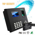 Biometric fingerprint time attendance time recorder TCP/IP USB 3000 user fingerprint attendance IN01 optional WIFI and GPRS