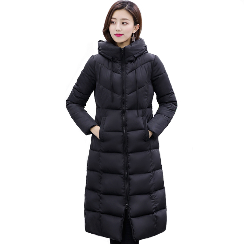 Tang 2018 Jackets Quality Collar Outwear Winter Warm Women 2lj0867 High black Jacket Stand Wear Snow Parka Womens Coat Jiao Long Female H1xqw4n