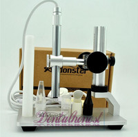 Digitale 2MP usb microscoop microscoop video camera reparatie horlogemaker met cameral voet
