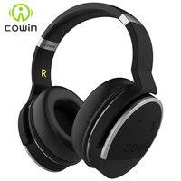 COWIN E 8 Active Noise Cancelling Headphones Wireless Bluetooth Headset with Mic/Hi Fi Deep Bass Wireless Headphones