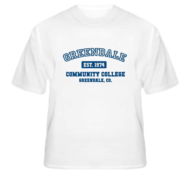 Community Greendale Community College Student TV Show T Shirt