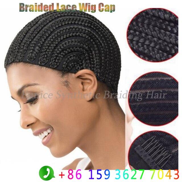 Hair Extensions Dome Cap Crochet Braids Cornrows Wig Cap For Making