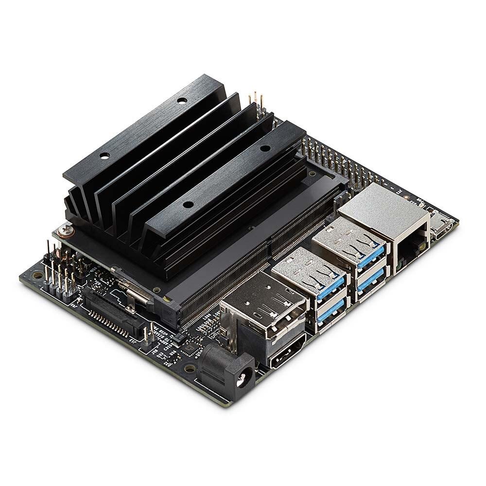 NVIDIA Jetson Nano Kit de desarrollo para inteligencia Artiticial aprendizaje profundo AI Computing, soporte PyTorch, TensorFlow y Caffe - 3