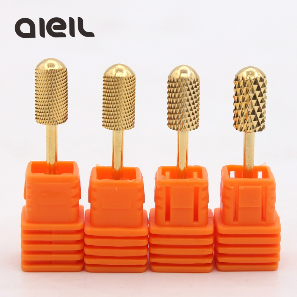 Nail Drill Bits Carbide Milling Cutters For Manicure Machine Nail Drill Bits Manicure Pedicure Milling Cutters For Nail Cutters