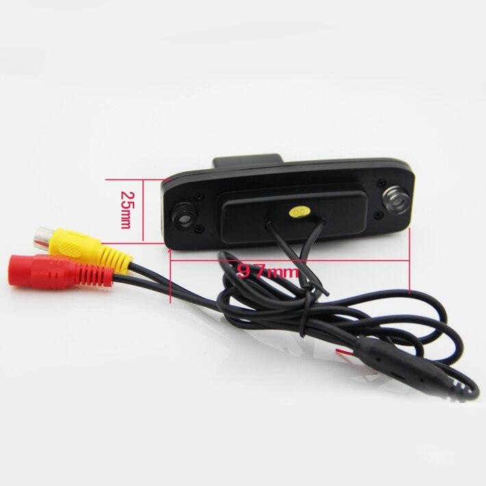 Высококачественная специальная автомобильная камера заднего вида, запасная камера заднего вида для KIA Carens Oprius Sorento Borrego Kia ceed
