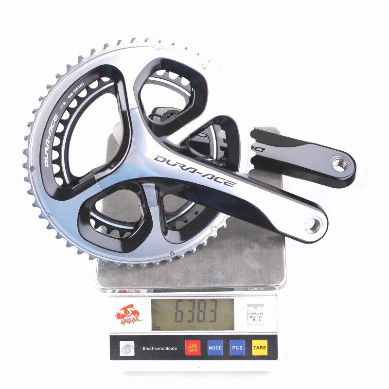 Shimano FC 9000 11 s 22 s шатуны велосипед Компоненты цепь для дорожного велосипеда колесо аксессуар Запчасти
