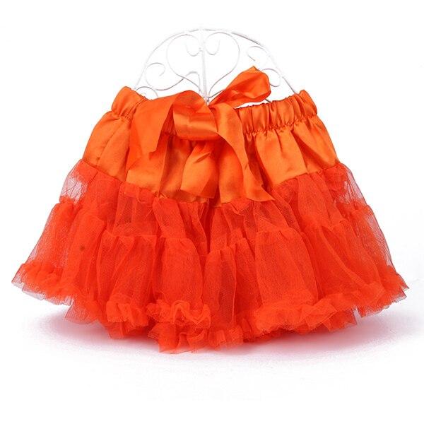 Multi-List-Pettiskirt-Bow-knot-Girls-Dance-Tutu-Skirt-Solid-Color-KB0061-2
