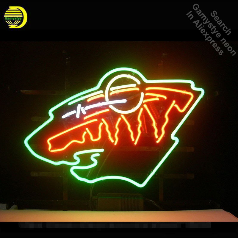 Neon Sign Sports Unions MWs Neon Light Sign Beer Pub Restaurant Home Display Arcade signs handcraft Sign Publicidad 17x14 inch