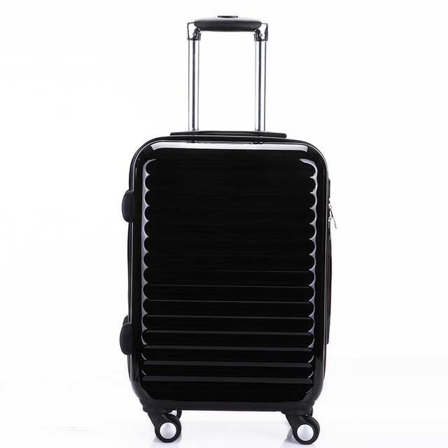 YISHIDUN Hombres colores candy mujeres viajan bolsas maleta cuadro de contraseña ruedas universales carro rodante bolsa de maletas de equipaje 20 24 28