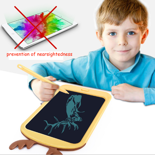 Drawing Toys 8.8-10.5inch LCD Digital Drawing Tablets Toys Handwriting Pad Early Educational Drawing/Writing Board for Kids Gift