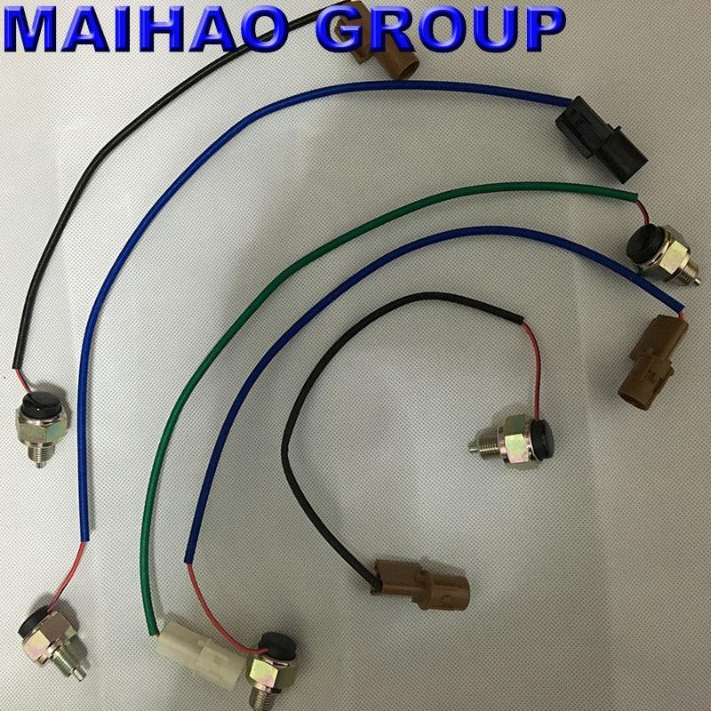One Kit 5pcs lot Transfer T F Gearshift Position Switch MR580151 MR580152 MR580153 MR580154 MR580155 Free
